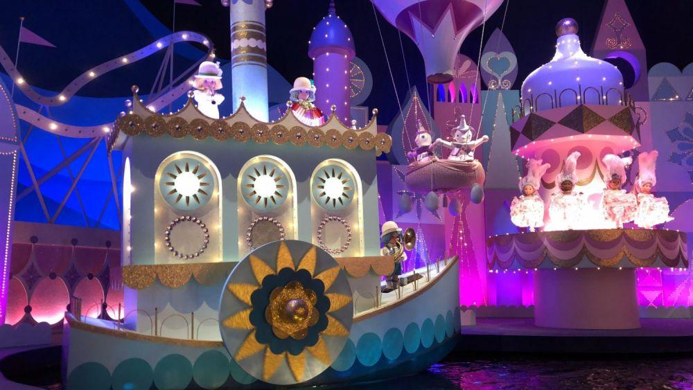 It's a small world Disneyland Paris, foto Annalisa Spinosa