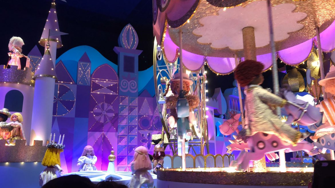 It's a small world Disneyland Paris, foto Annalisa Spinosa