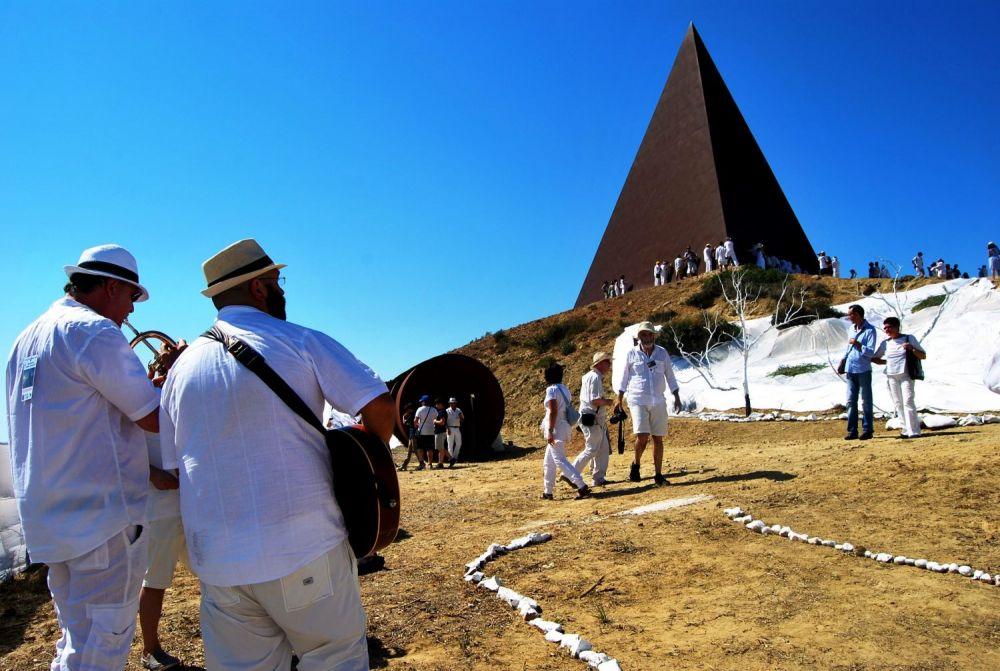 Piramide 38 parallelo a Motta d'Affermo, foto Benedetta Manganaro