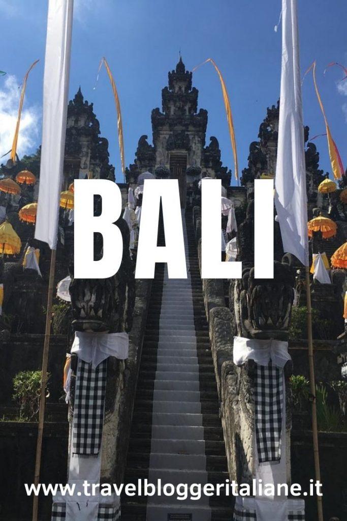 Bali: tra fascino esotico e spiritualità