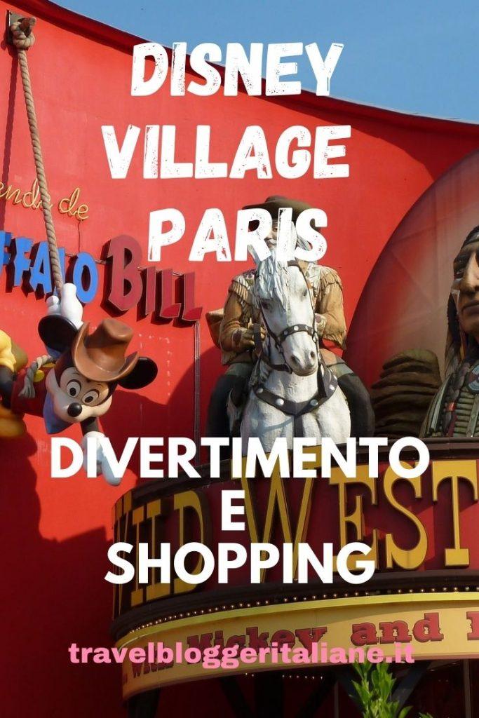 Ingresso ristorante Buffalo Bill a Disney Village