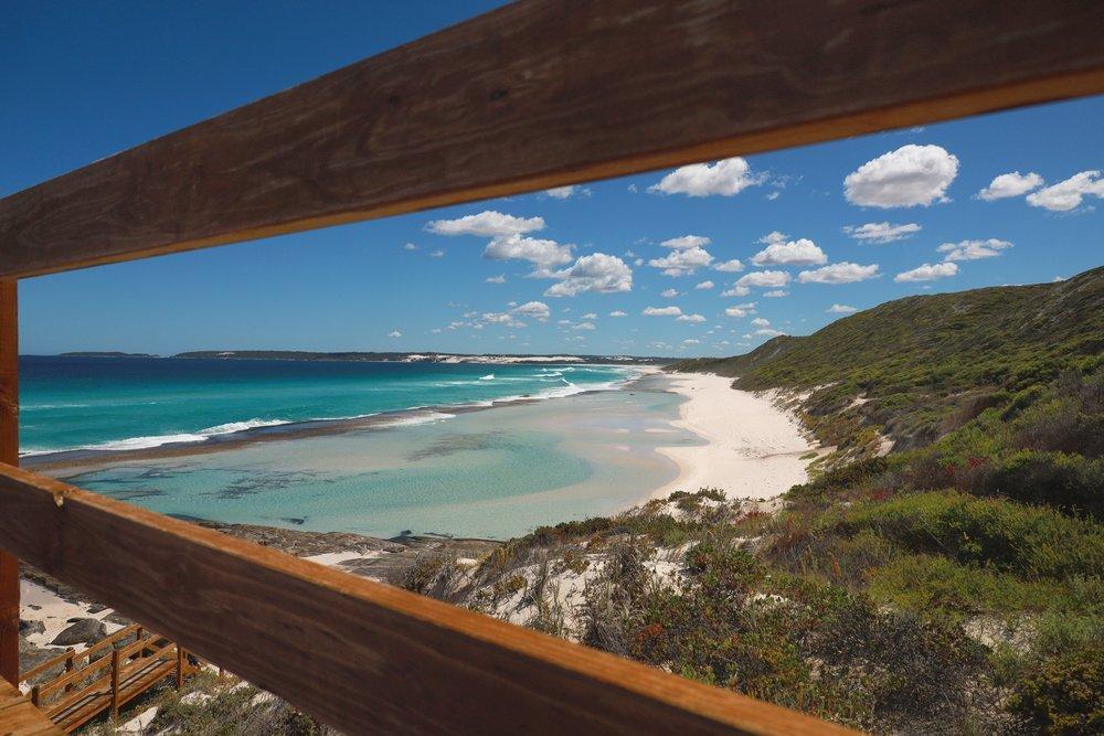 Esperance beach in Western Australia, foto Anna Disegna di La tartaruga volante
