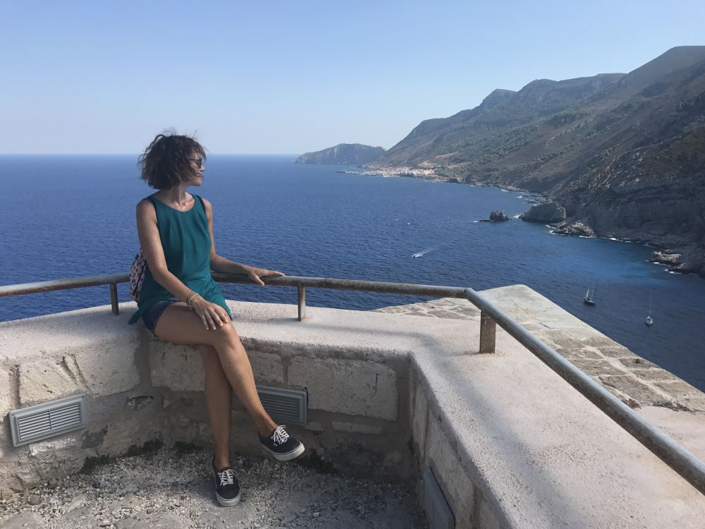 Libera di Liberamente Traveller a Marettimo