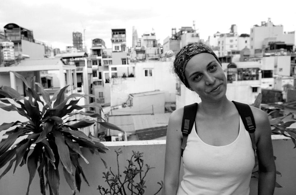 Maria Gubert di Obiettivo Altrove a Ho Chi Minh City in Vietnam
