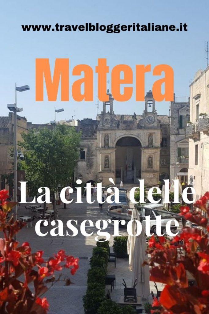 Matera: la bellissima città fra sassi e luci
