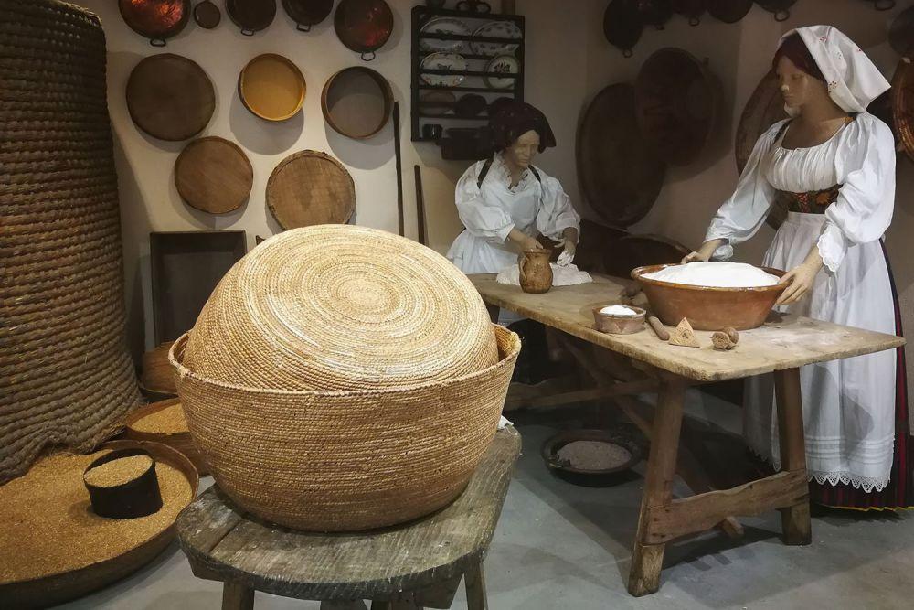 Museo del Costume di Nuoro - pane