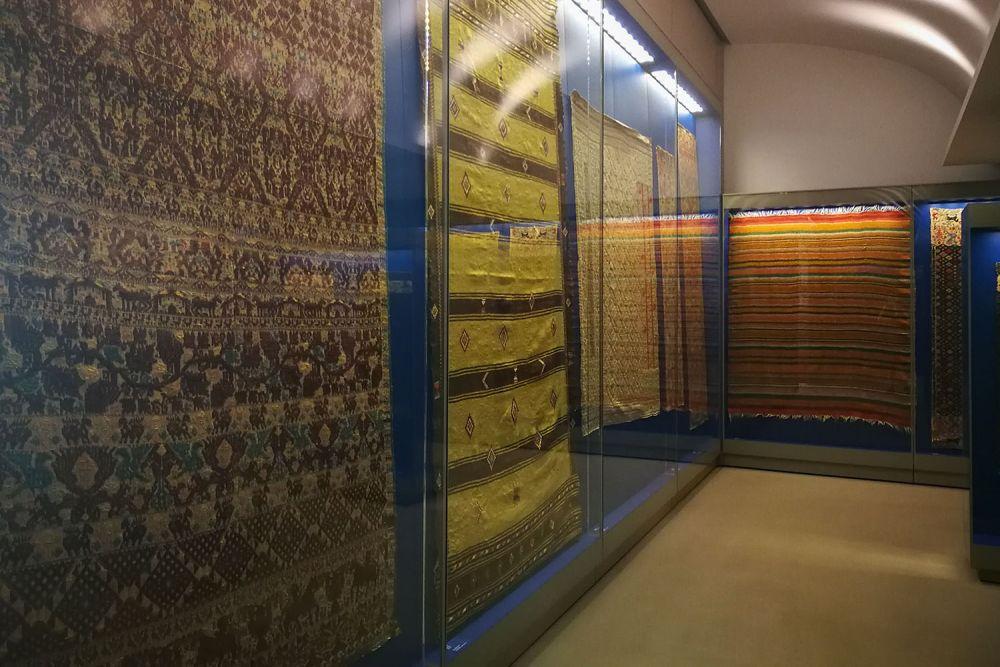 Museo del Costume di Nuoro - tessuti