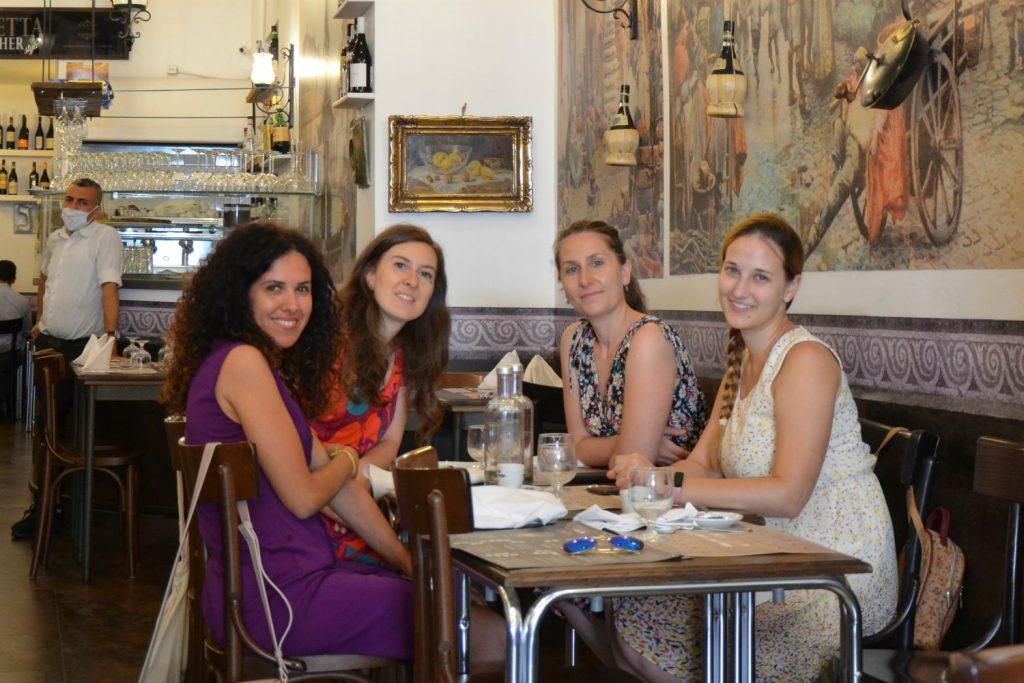 Le Travel Blogger Italiane da Nonna Betta #cartolinedaroma