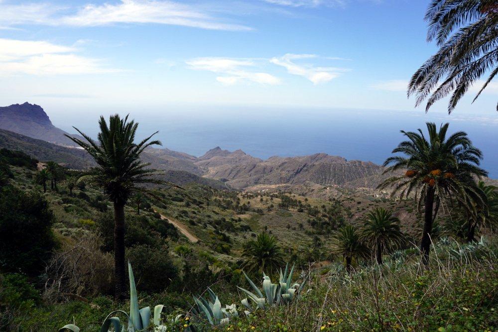 La Gomera: l'isola del trekking solitario