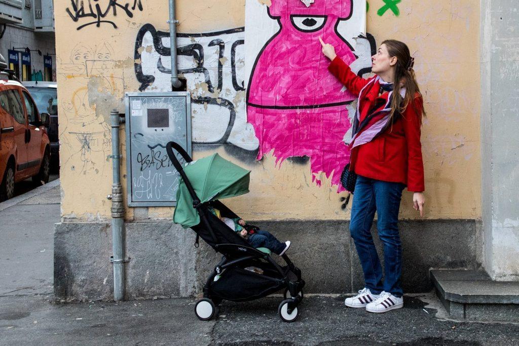 Paola Bertoni street art