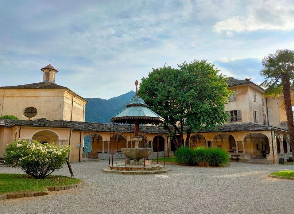 Sacro Monte in Valsesia