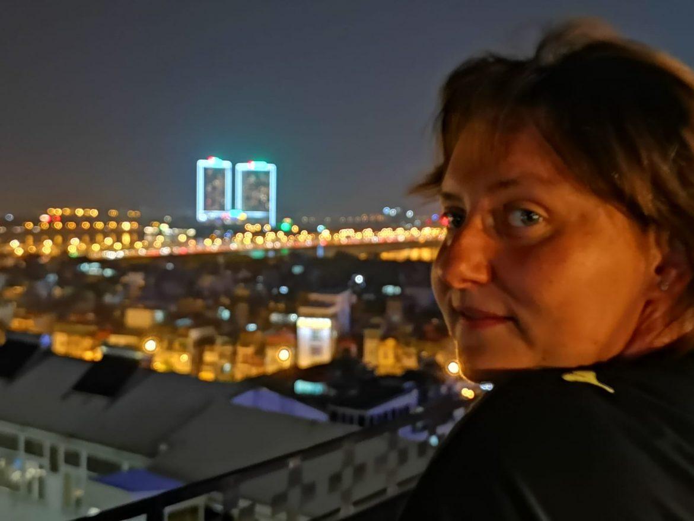 Sandra di Passaporto e colori