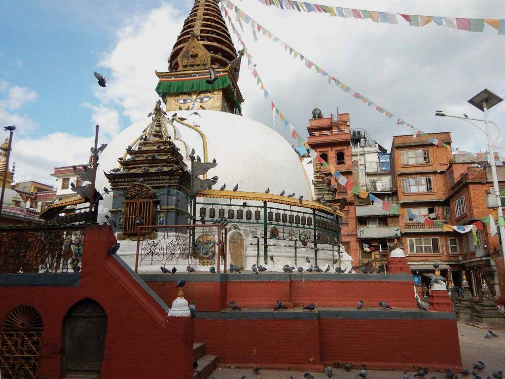 Stupa Kathesimbhu Kathmandu