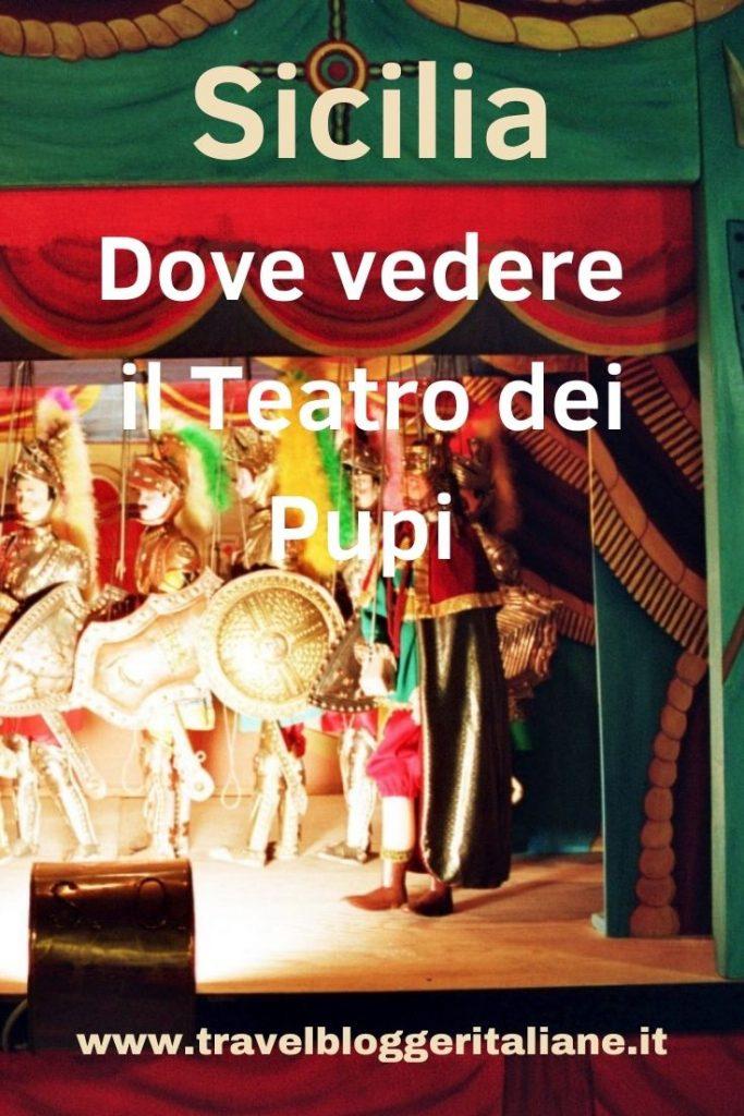 Teatro dei Pupi siciliani