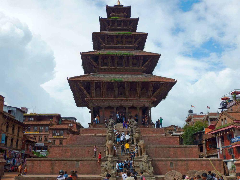 Tempio-Nyatapola-Bhaktapur