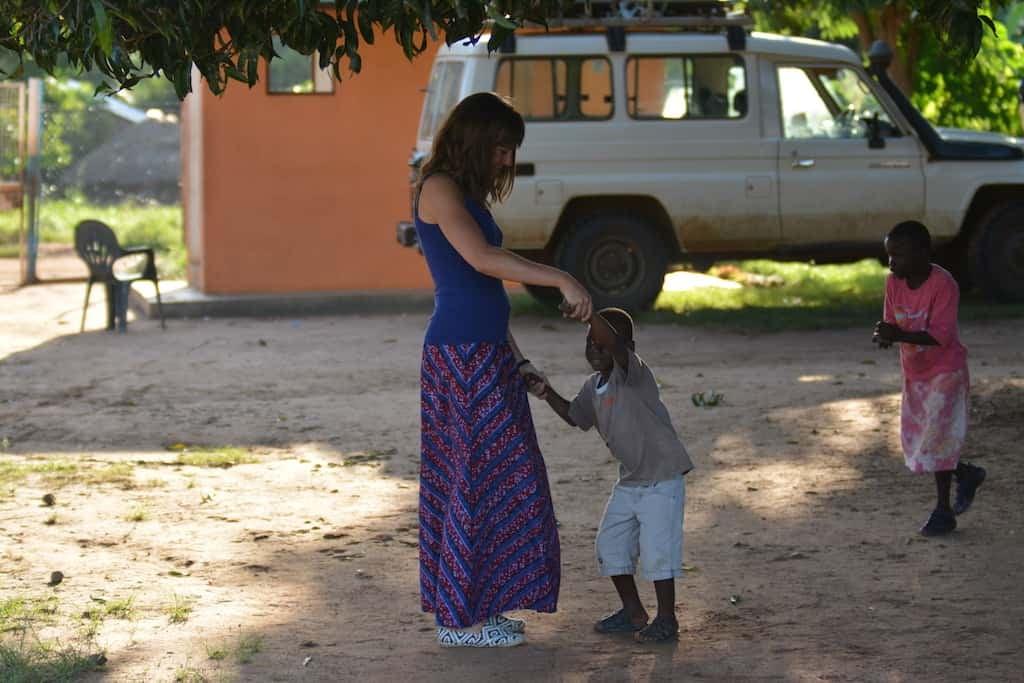 Maria Signori di Il mondo dal finestrino in Africa