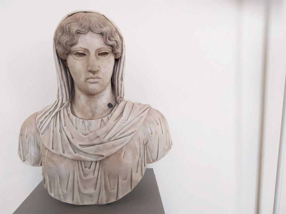 Afrodite Sosandra - Museo Archeologico Nazionale di Venezia