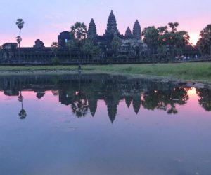 Angkor Wat e i templi nella giungla cambogiana