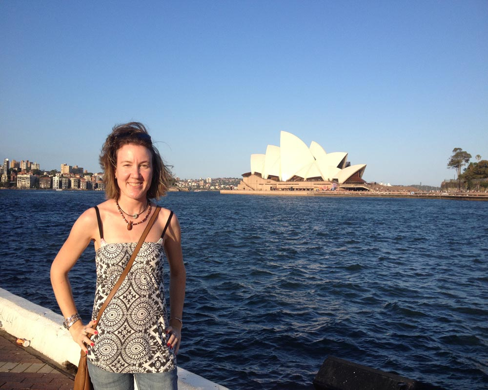 Karen Gandini di Time to Travels in Australia