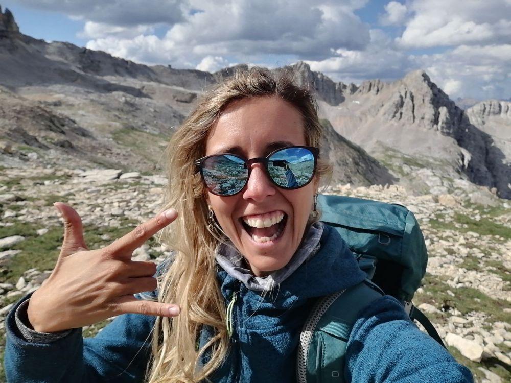 Silvia Vettori di Bagaglio Leggero in montagna