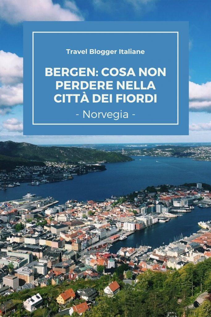 Bergen, Norvegia: cosa non perdere nella città dei fiordi