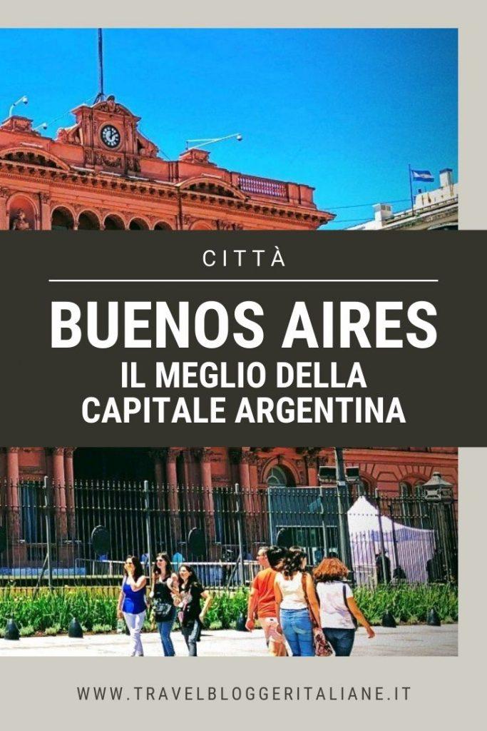 Buenos Aires: il meglio della capitale argentina