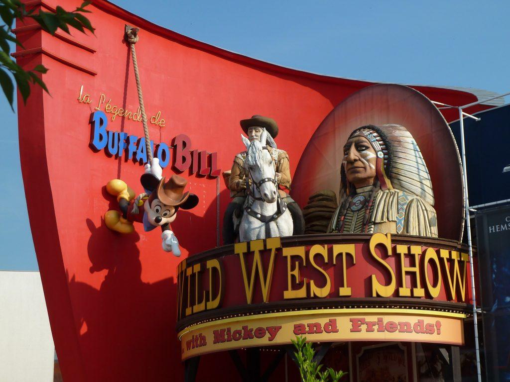 Personaggi Disney del West