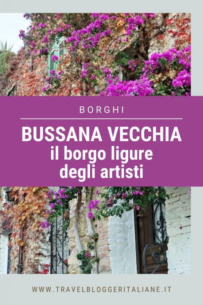 Bussana Vecchia: il borgo ligure degli artisti