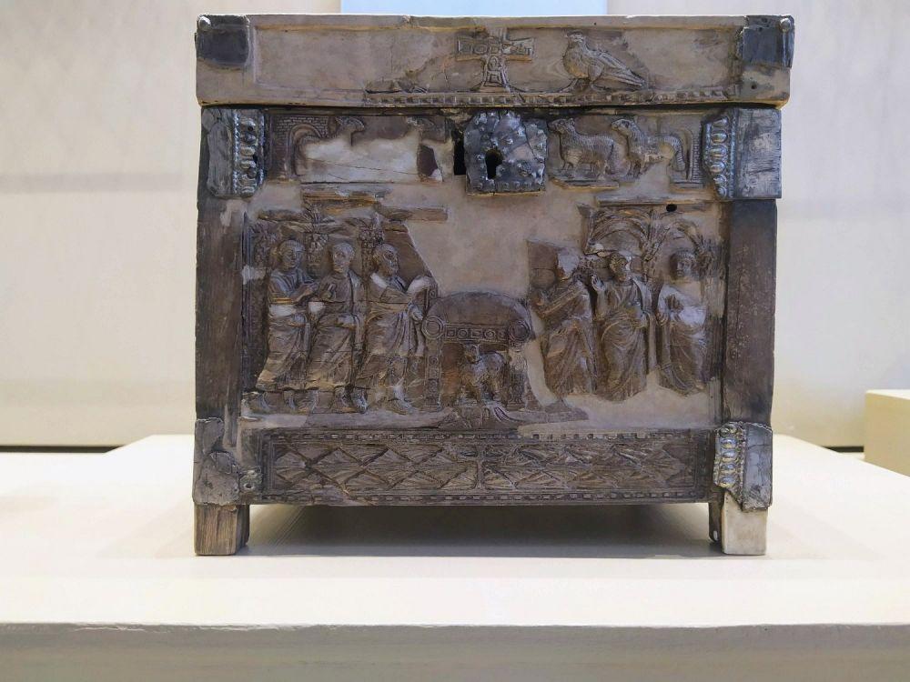Capsella di Samagher - Museo Archeologico Nazionale di Venezia