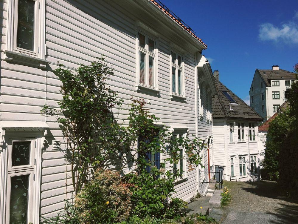 case di legno bergen