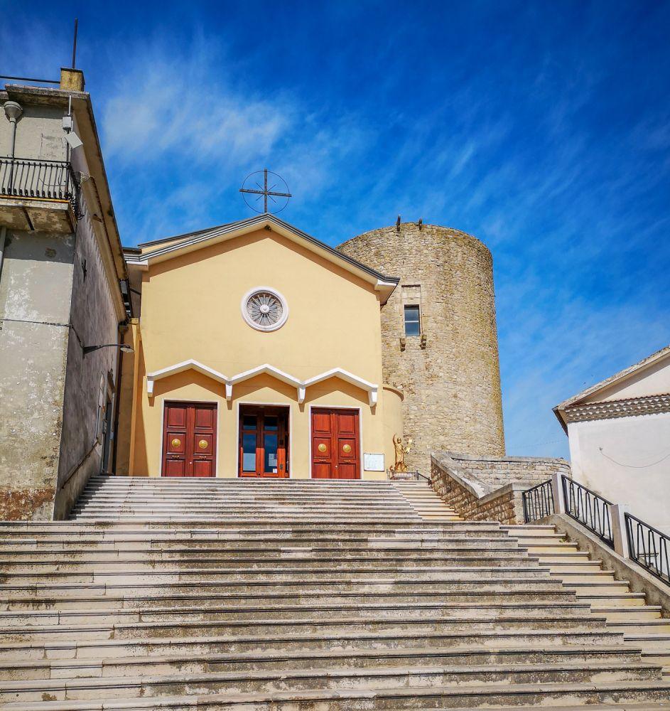Torre bizantina Castelluccio Valmaggiore