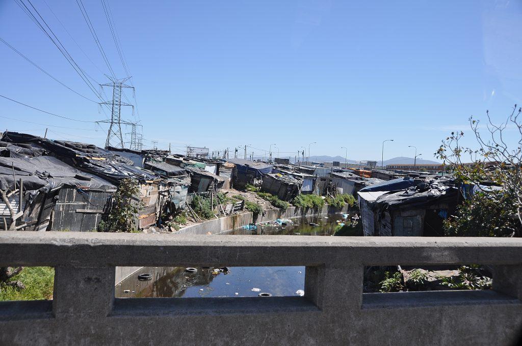 Città del Capo, tra colonialismo e apartheid
