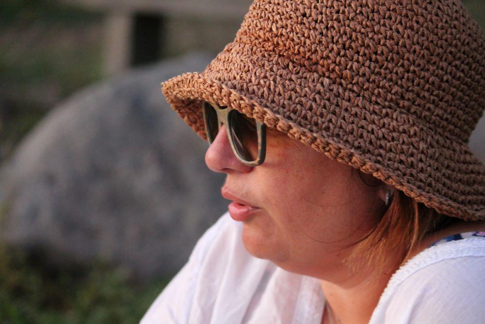 Claudia Buratti, alias Alice delle Meraviglie del blog Domani andiamo a