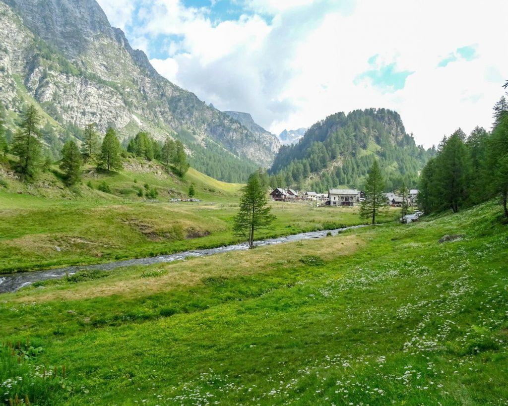Crampiolo - Alpe Devero