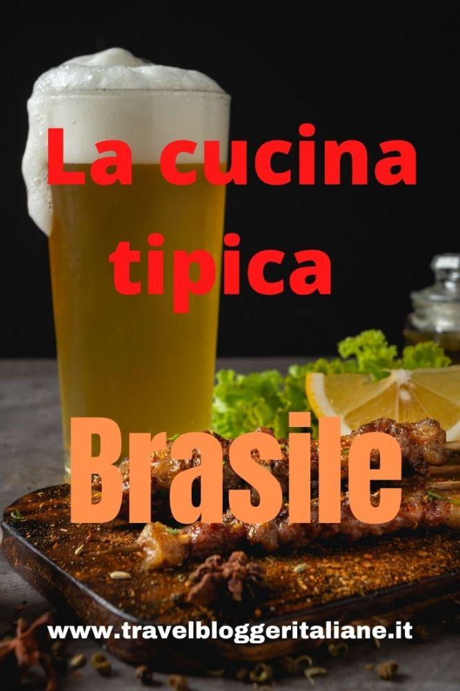 Cucina brasiliana: i piatti tradizionali divisi per zone del Brasile