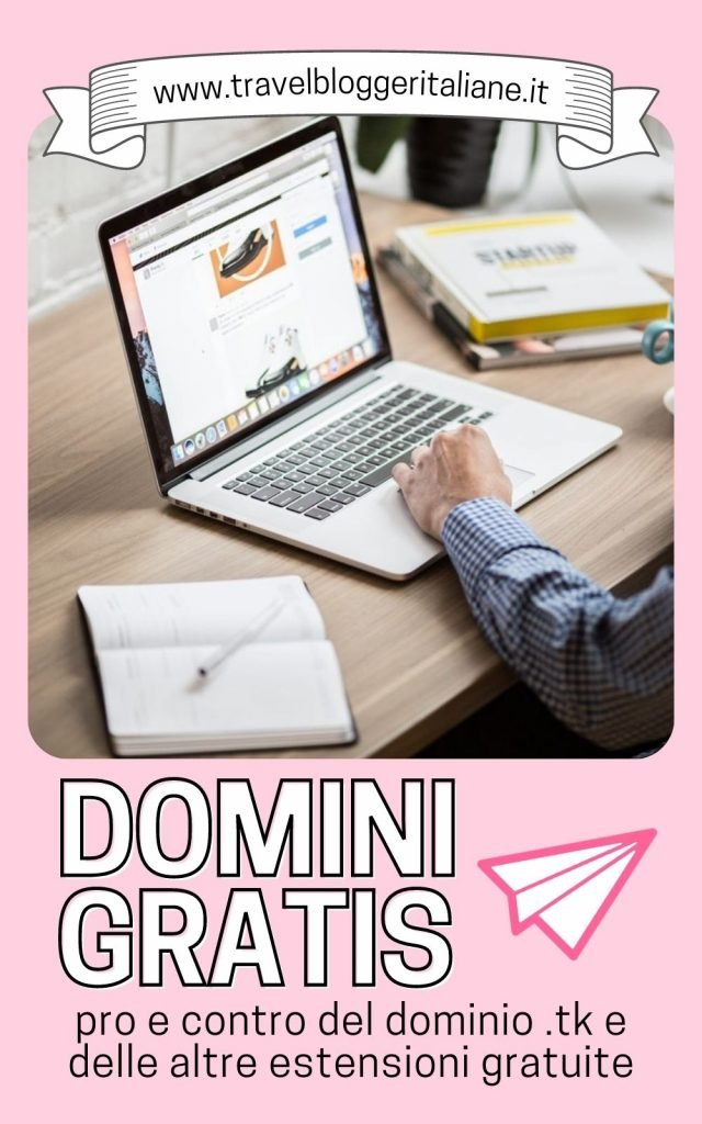 Domini gratis per siti internet