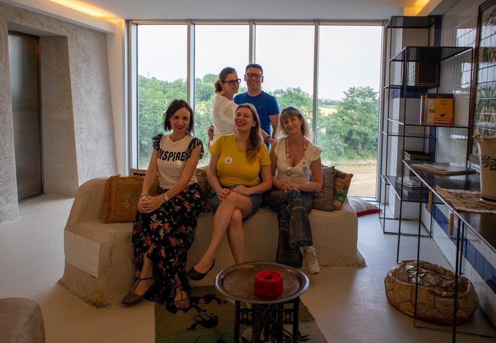 Le Travel Blogger Italiane al blogtour #TBImeetDunant2021