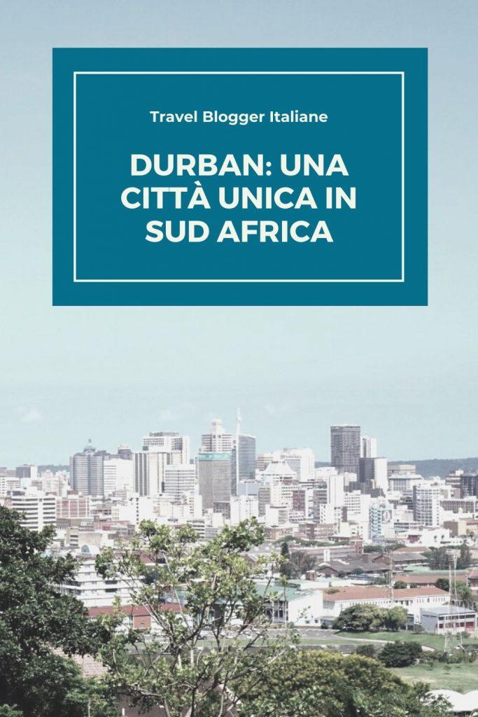 Durban, una città unica in Sudafrica