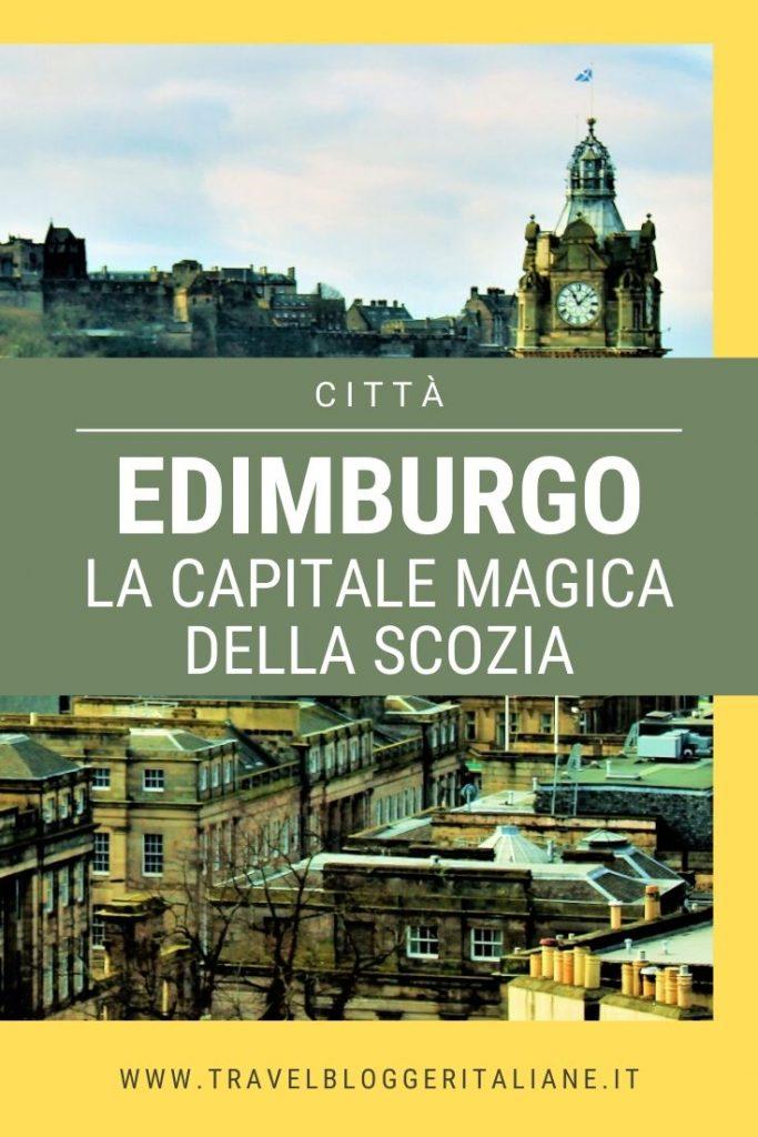 Città europee: Edimburgo, la capitale magica della Scozia