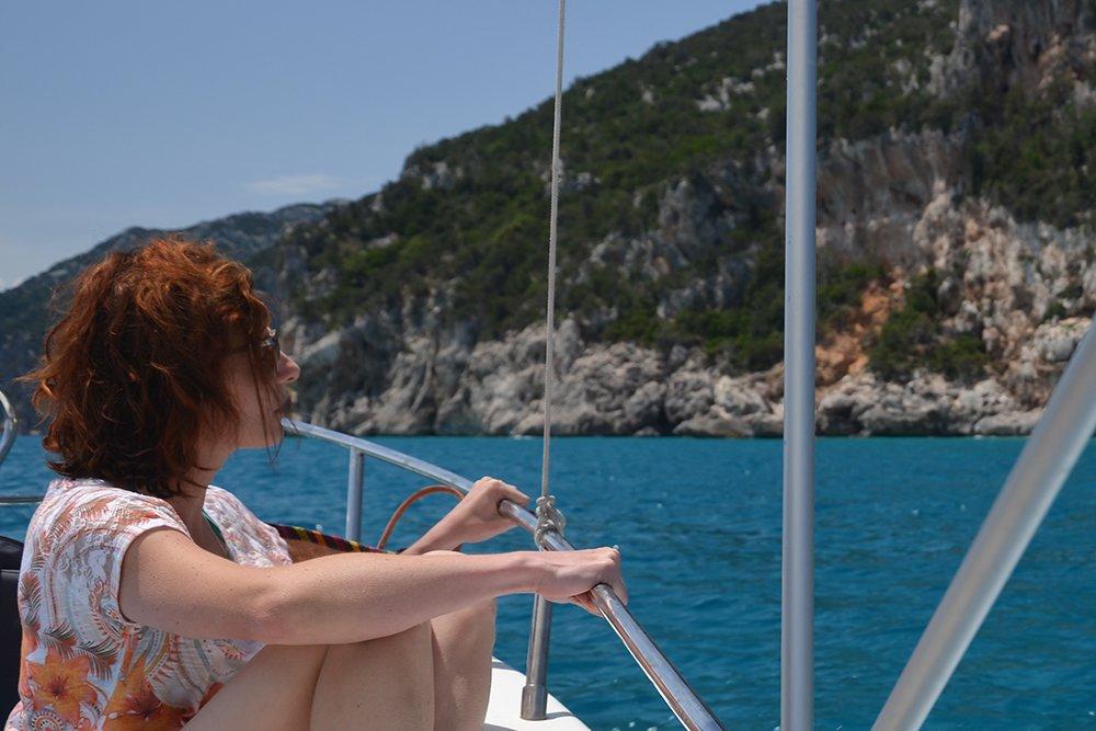 Elena Del Becaro di Giorni Rubati in Sardegna