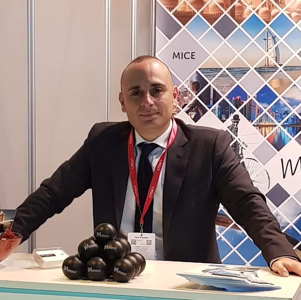 Eugenio Malatacca, fondatore di Malatacca Travel & Experiences
