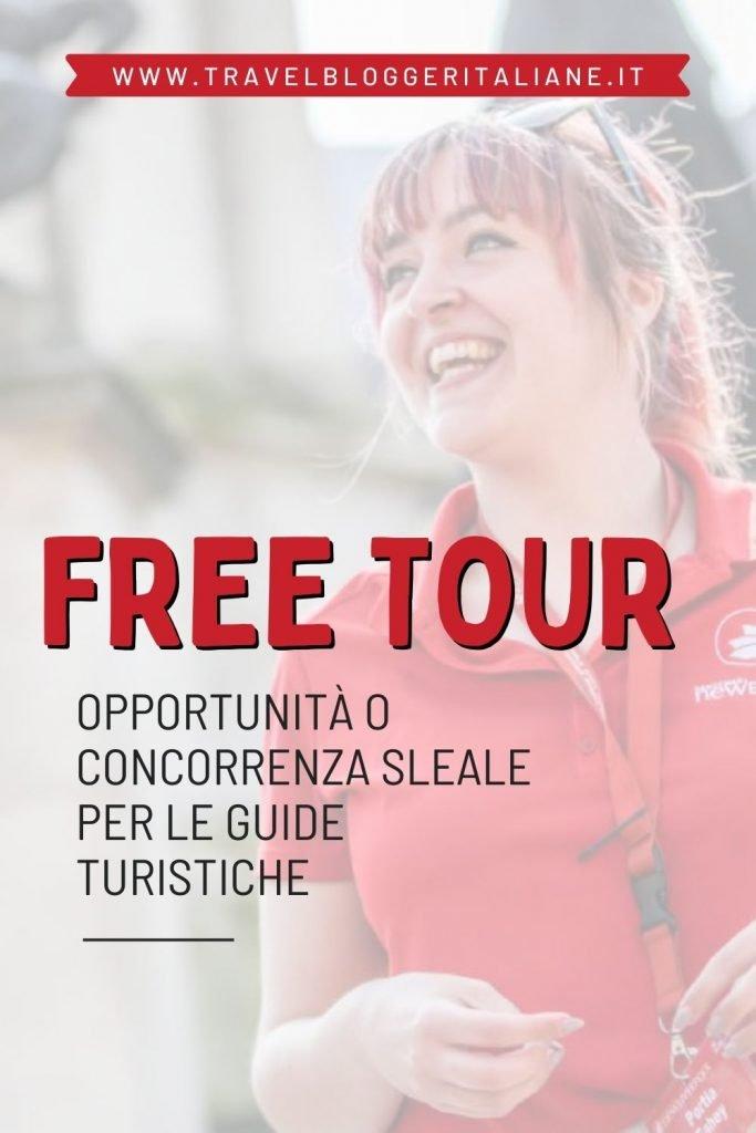 Free tour: opportunità o concorrenza sleale per le guide turistiche