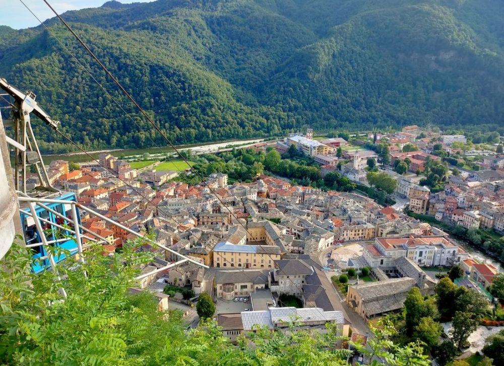 Panorama Varallo