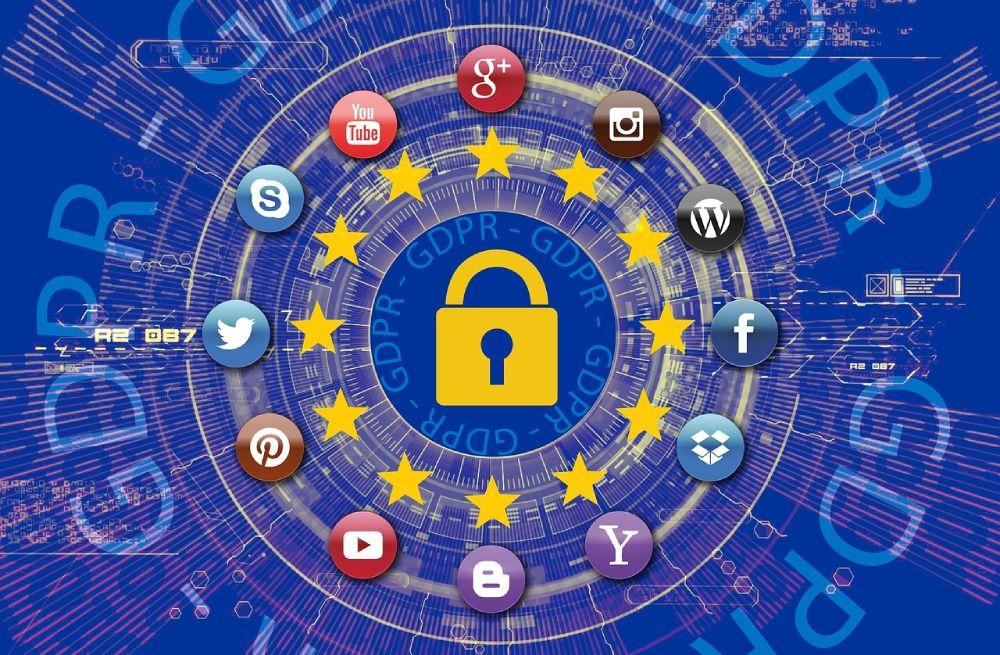 GDPR Unione Europea per la privacy