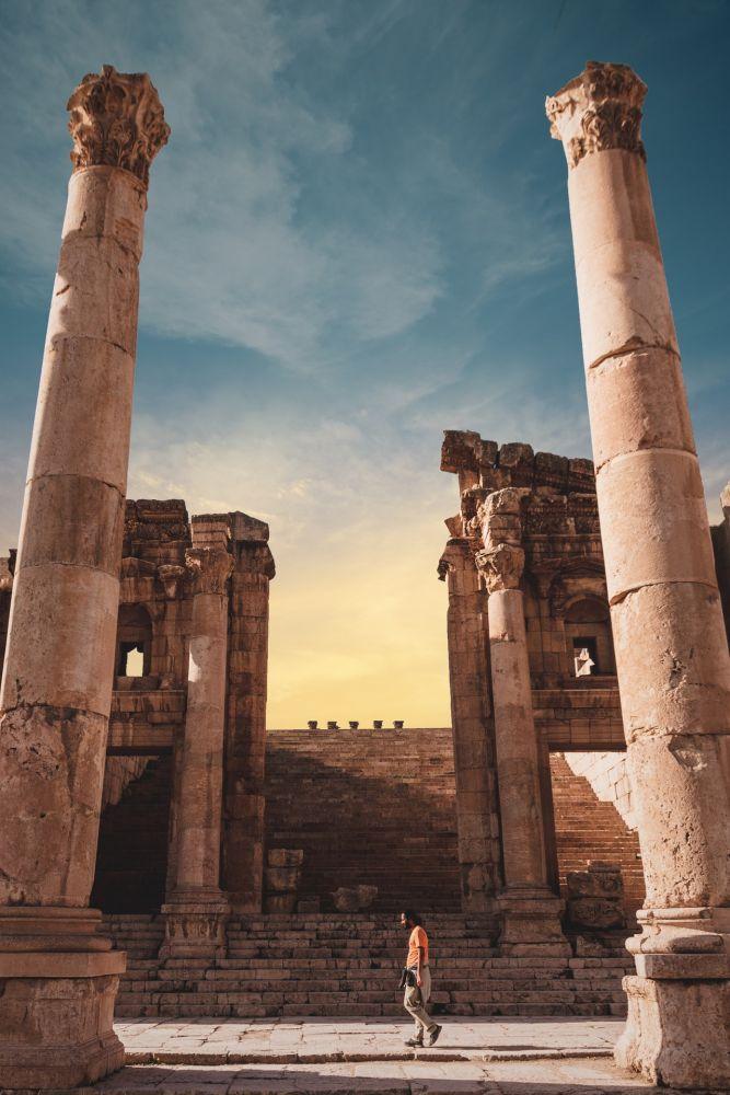 Giordania, foto Sham Zayadnh