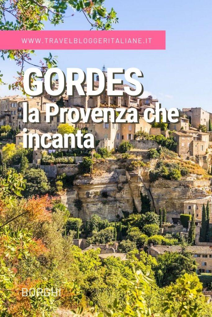 Borghi in Europa: Gordes, la Provenza che incanta