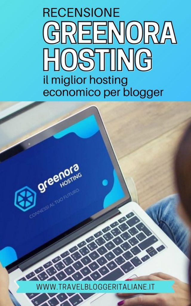 Greenora Hosting: il miglior hosting economico per blogger