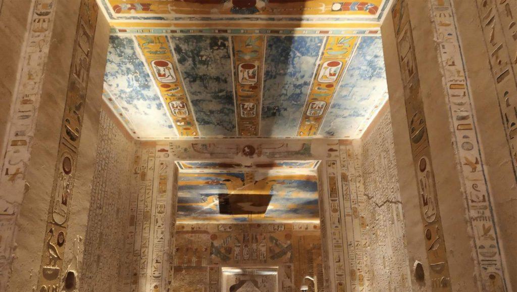 Tomba Ramses VI