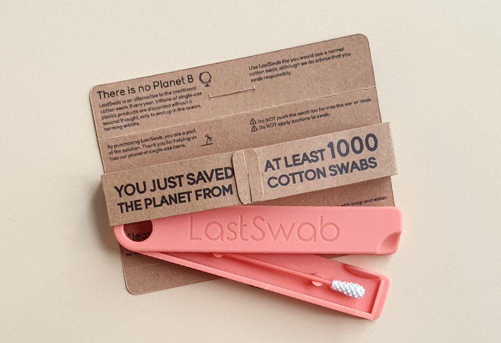 LastSwab: l'alternativa ecologica di LastObject ai cotton fioc usa e getta