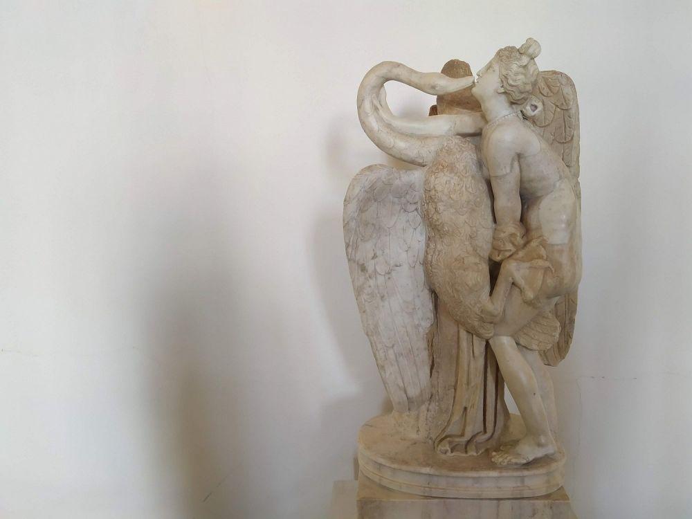 Leda e il cigno - Museo Archeologico Nazionale di Venezia